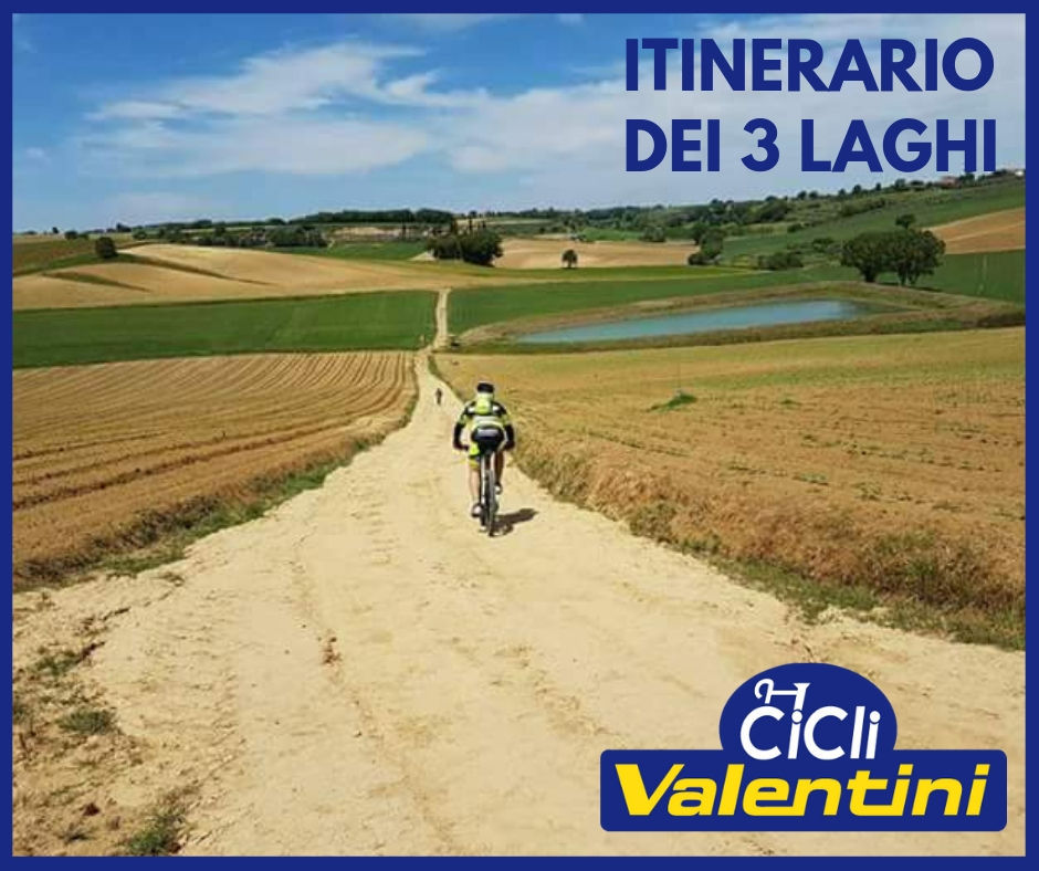 tour dei 3 laghi in mountain-bike